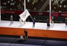 Photo of پایان توکیو ۲۰۲۰/ پرچم المپیک به شهردار پاریس سپرده شد