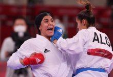 Photo of حذف حمیده عباسعلی از المپیک توکیو/ پایان کار تیم ۲ نفره کاراته بانوان بدون مدال