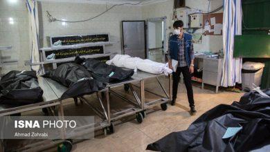 Photo of فوت ۵۲۷ بیمار کووید۱۹ در شبانه روز گذشته