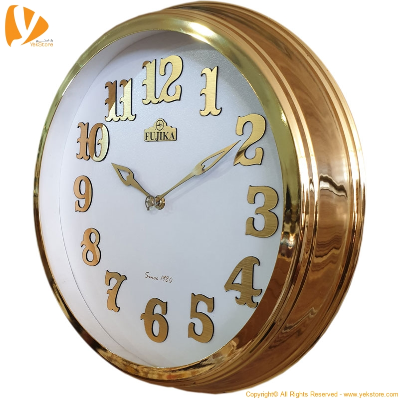 fujika-metal-wall-clock-501-4