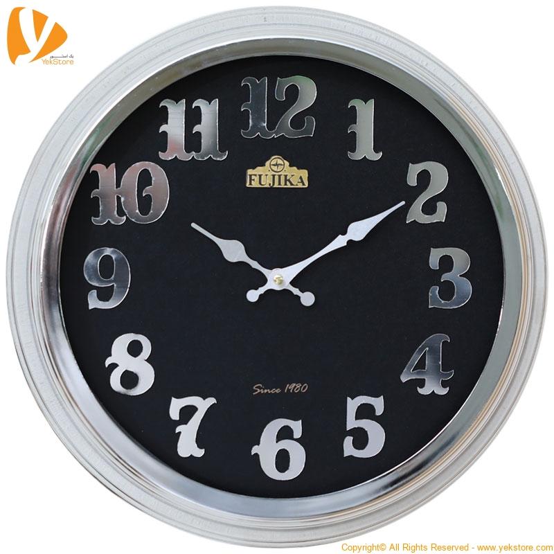 fujika-metal-wall-clock-501-a